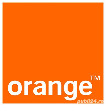 Reprezentați vânzări Orange