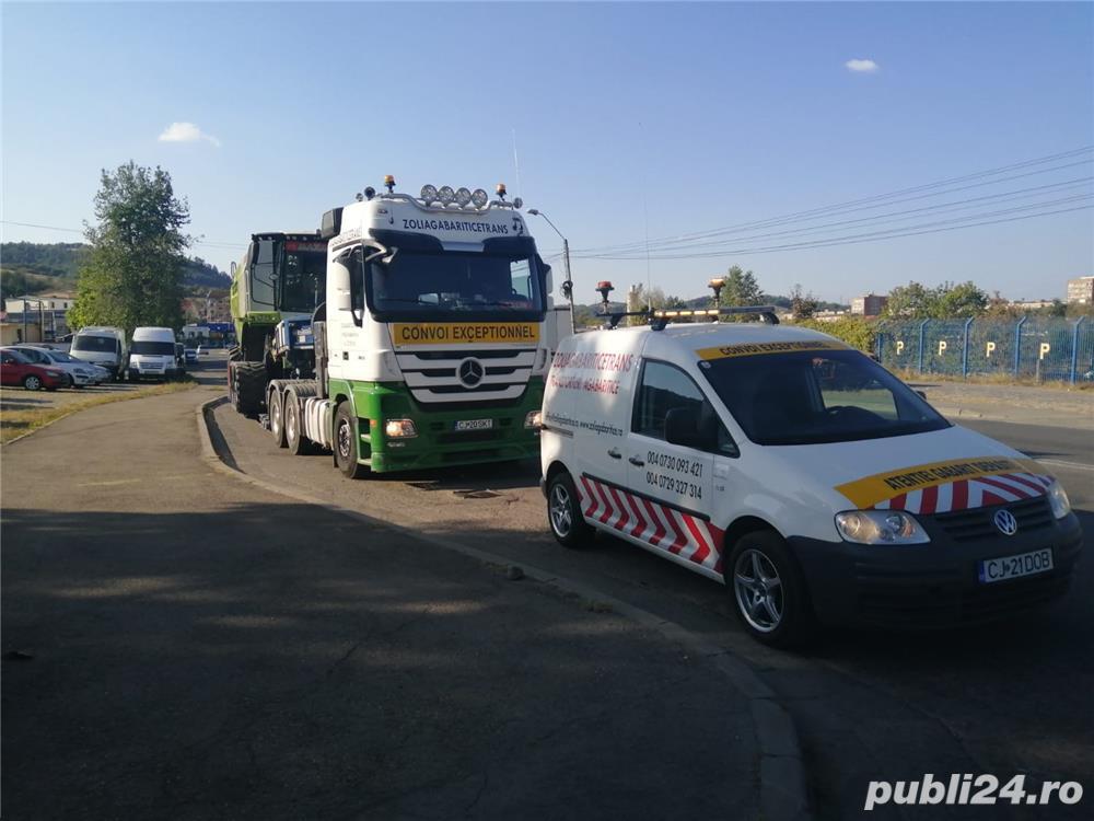 Angajăm șoferi transport agabaritic intern si international