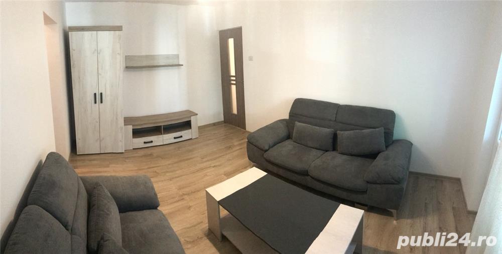 Inchiriez apartament 2 camere pe Calea Romanilor, Boul Rosu