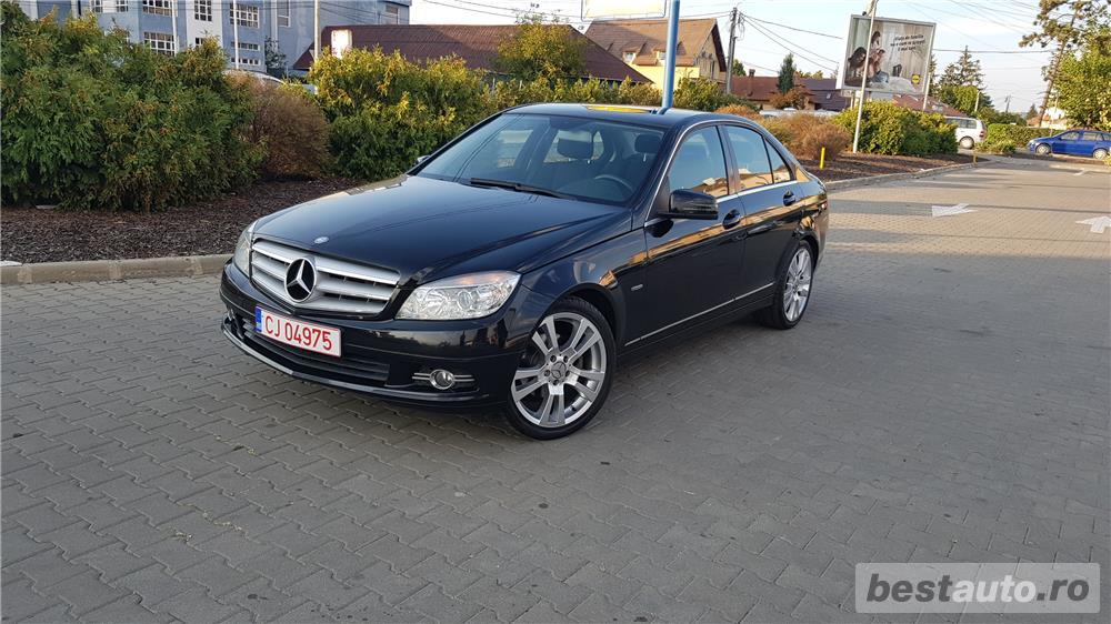 Mercedes-benz Clasa C C 200