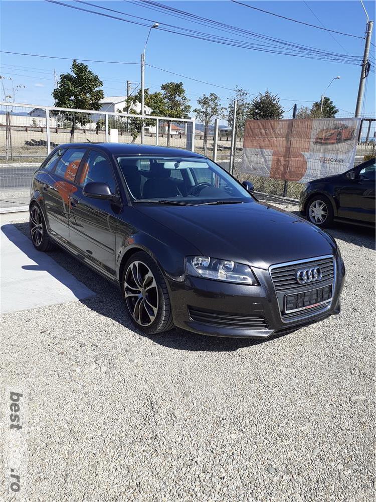 Audi A3 1.8T 160cp EURO 5   128000KM