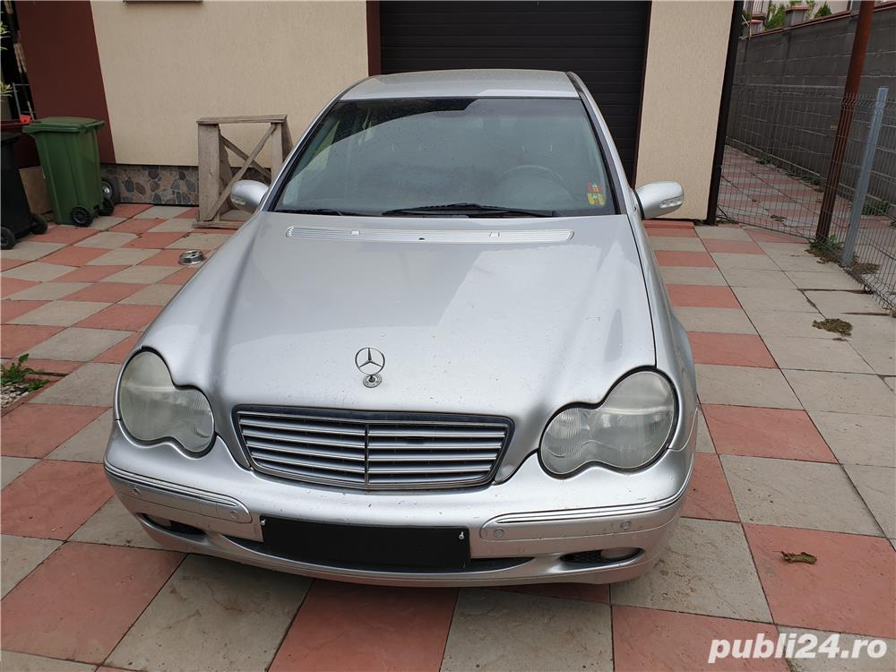 Mercedes-benz Clasa C 220