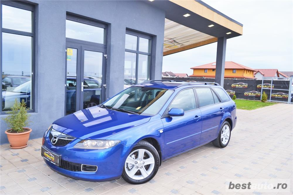 Mazda 6 AN:2008=avans 0 % rate fixe aprobarea creditului in 2 ore=autohaus vindem si in rate