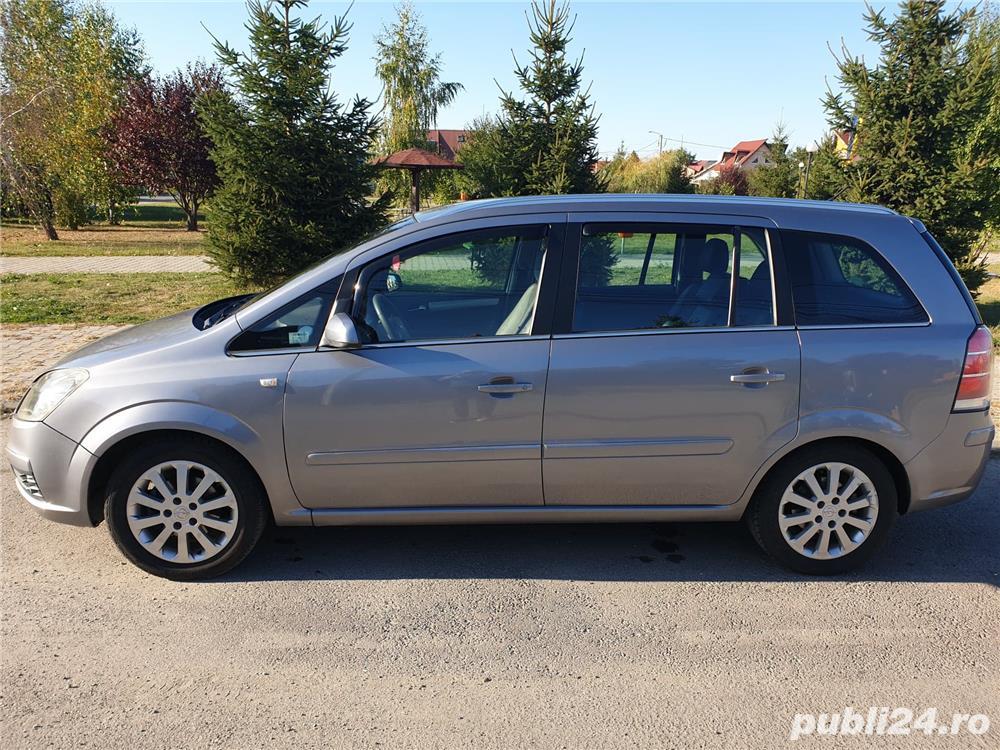 Opel Zafira GPL omologat valabil 2029
