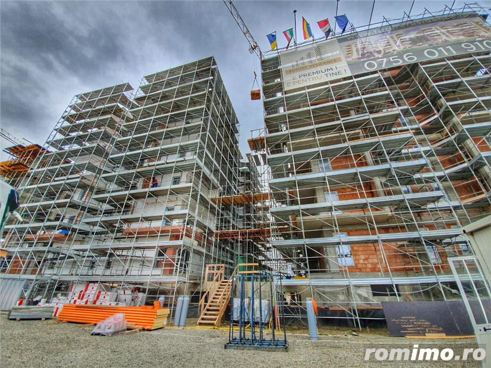 Giroc(Lidl) - Comision 0% - Bloc Nou - 2 Camere - Parcare - Lift - Terasa - Finisaje Premium