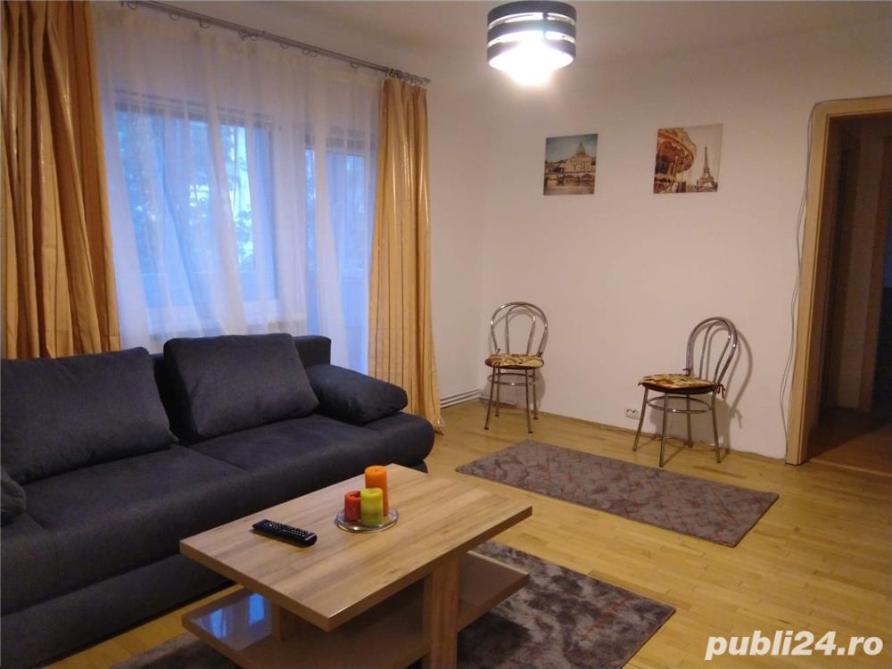 Apartament 2 camere, model semidecomandat, zona Fraidorf