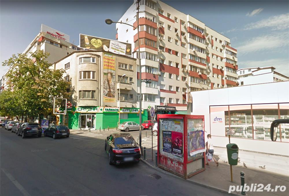 Spatiu comercial Perla Dorobanti-colt intersectie