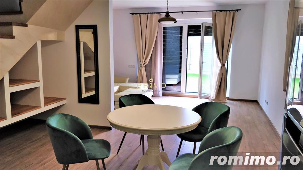 Casa, 3 camere, 95 mp, 2 parcari, curte 220 mp, zona OMV Calea Turzii