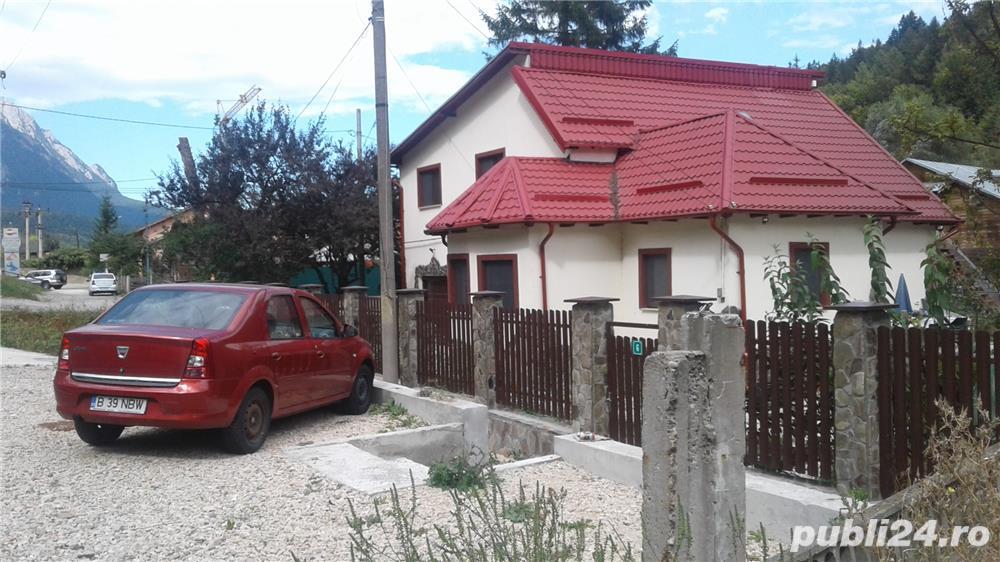Vila superba S+P+E situata in Sinaia pe DN1 aproape de Gara