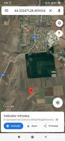 """Vand teren 9ha """"Țeava Neagra"""""""