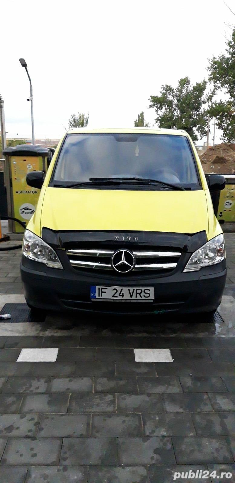 Mercedes-benz Vito 2011 euro 5 impecabil