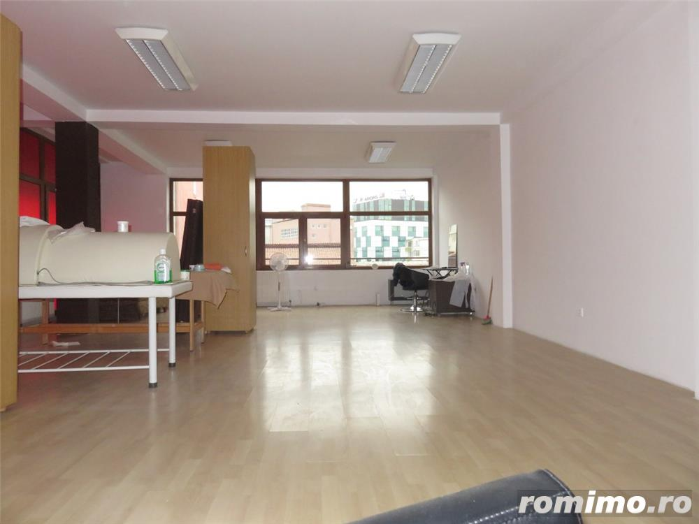 Spatiu birouri open space 70mp, finisat, parcare- Str. Bucuresti