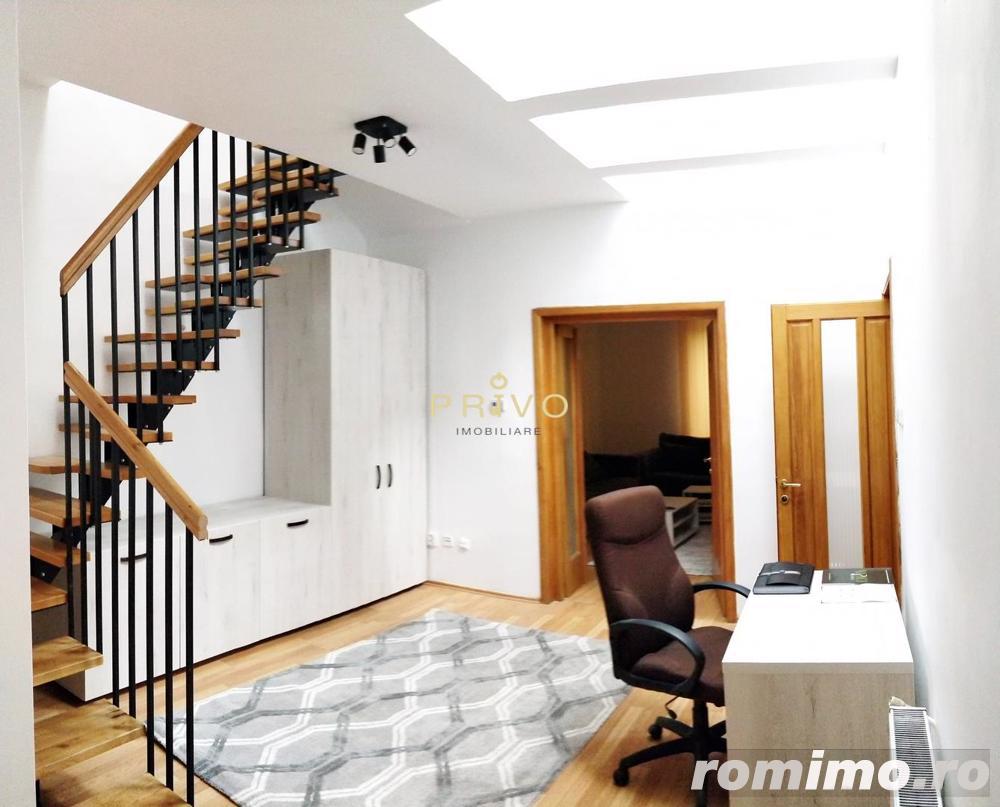 Casa, 3 camere, 110 mp, curte 130 mp, zona Cluj Arena