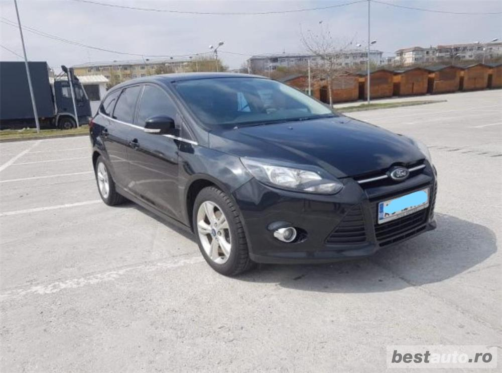 Ford Focus 2011, euro 5