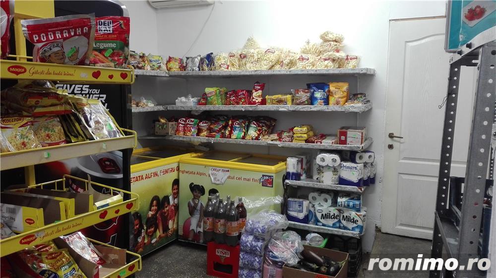 magazin alimentar, 48 mp, 44.900 eu
