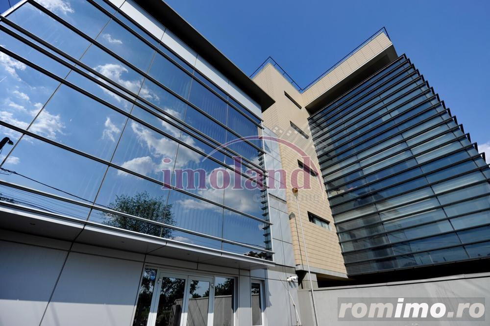 Spațiu de birouri de 650mp de închiriat în zona Barbu Vacarescu