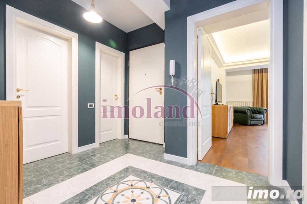 Vanzare/Inchiriere 4 camere lux - Primaverii - Moliere