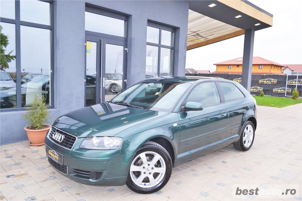 Audi A3 an:2004=avans 0 % rate fixe aprobarea creditului in 2 ore=autohaus vindem si in rate