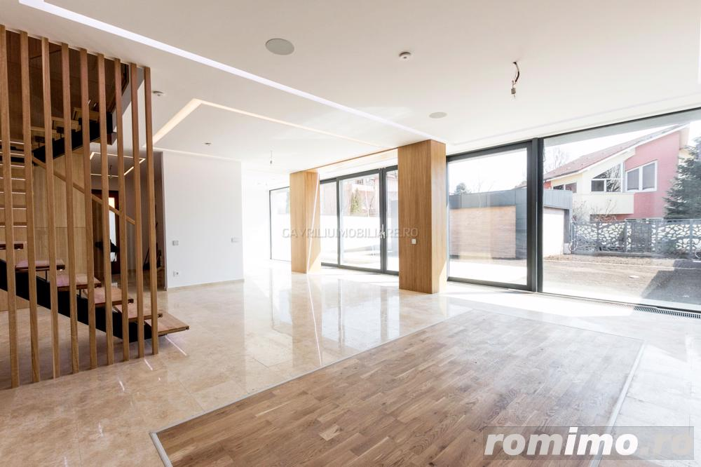 Vanzare vila 6 camere / Smart House / Premium - Iancu Nicolae / Comision 0%