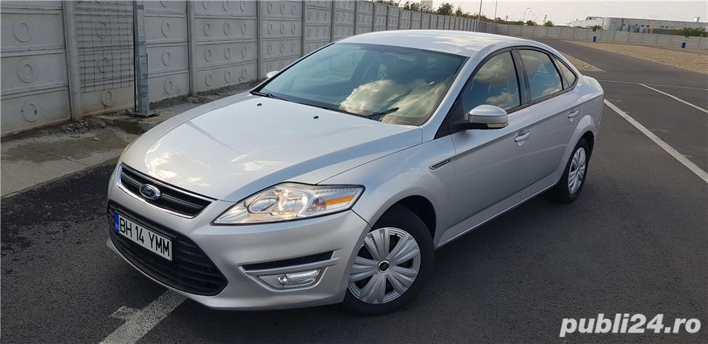 Ford Mondeo, 2013, 2.0 TDCI, Automat, berlina 5590 euro
