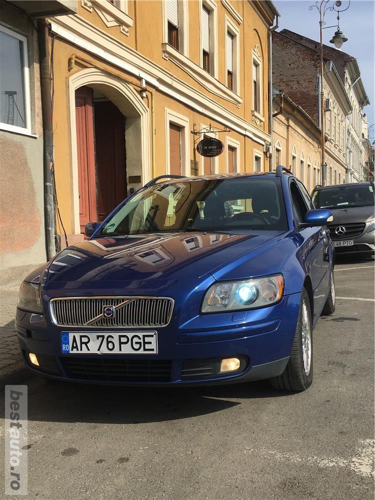 Volvo V50, confortabil si fiabil