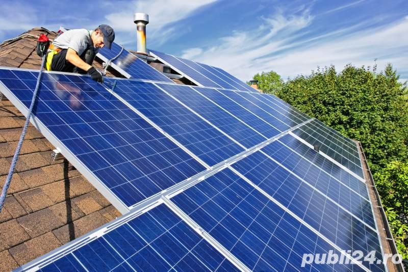 Curs GRATUIT Electrician centrale Fotovoltaice si Eoliene Tulcea