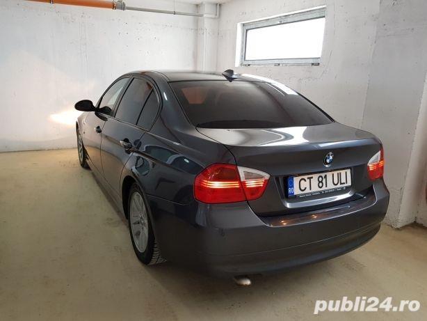BMW 318d E90 Navigatie mare/piele
