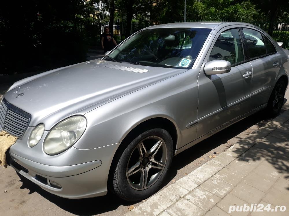 Mercedes-benz Clasa E E 220