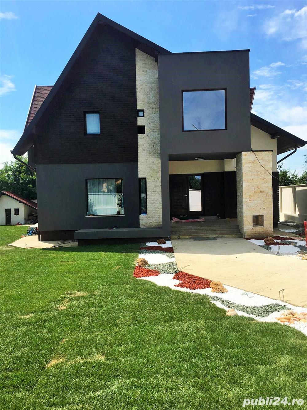 Casa cu 5 camere, 220 mpu, 1250 mp teren zona Galata