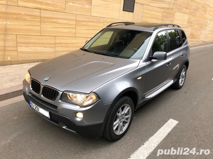 BMW X3 ~ 2.0Diesel ~ 4X4 ~ Panoramic ~ Piele ~ Senz Park ~ Pilot
