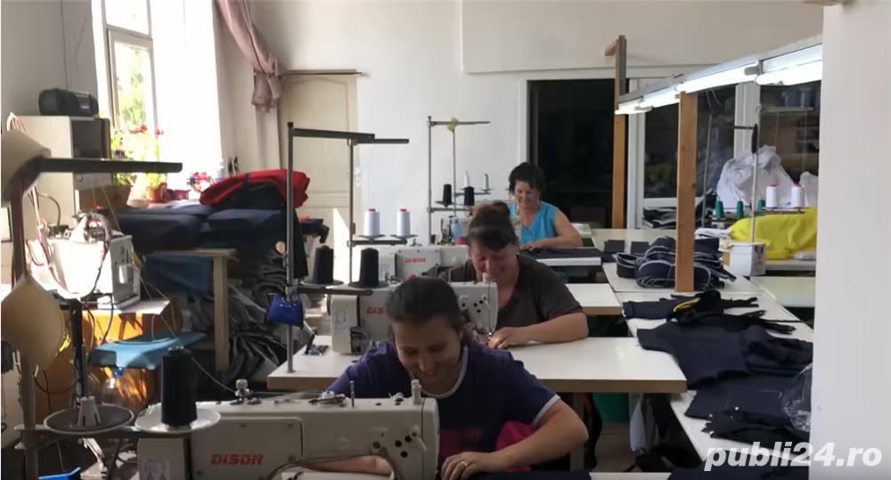 WEB TEX SERVICE - Angajam confectioneri textili
