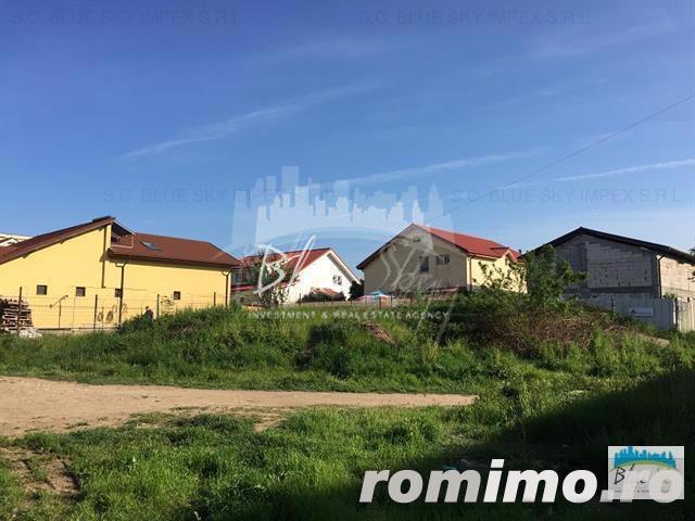 Tomis Nord, teren 303mp intre vile, utilitati