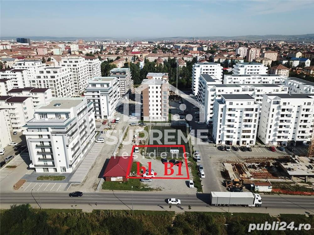 Apartament 2 camere, 55 mp utili, COMISION 0%