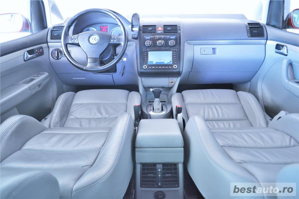 Vw Touran  an:2007=avans 0 % rate fixe aprobarea creditului in 2 ore=autohaus vindem si in rate
