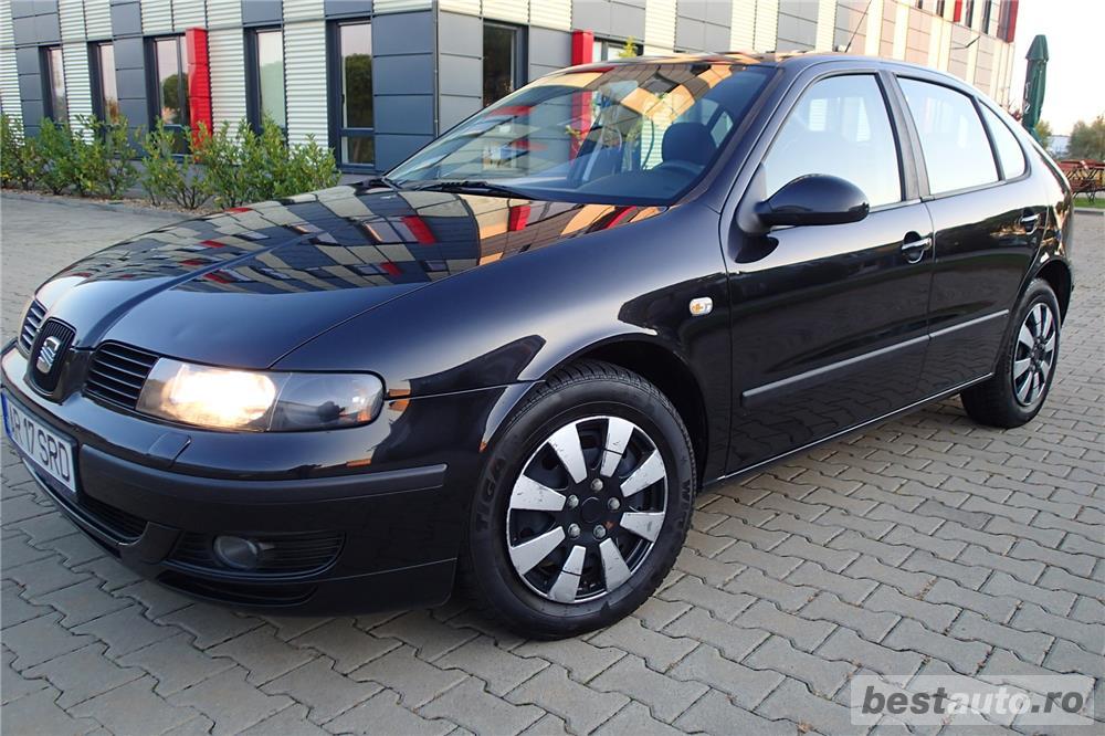 SEAT Leon 1.6i - 16V