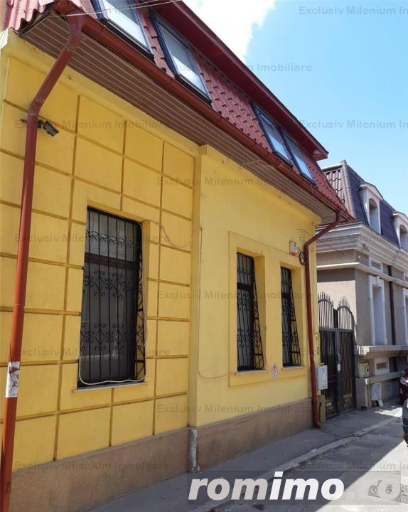 Vila/Casa Mosilor Eminescu Dacia P+1