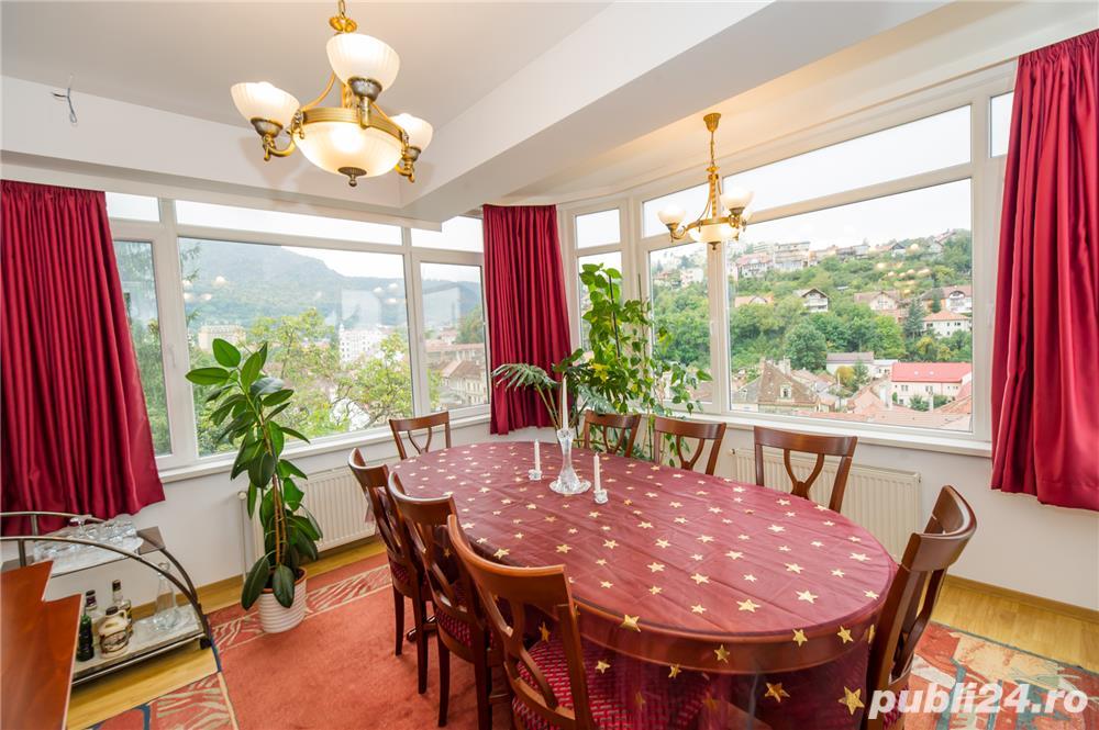 Apartament cu priveliste panoramica, Central, Brasov