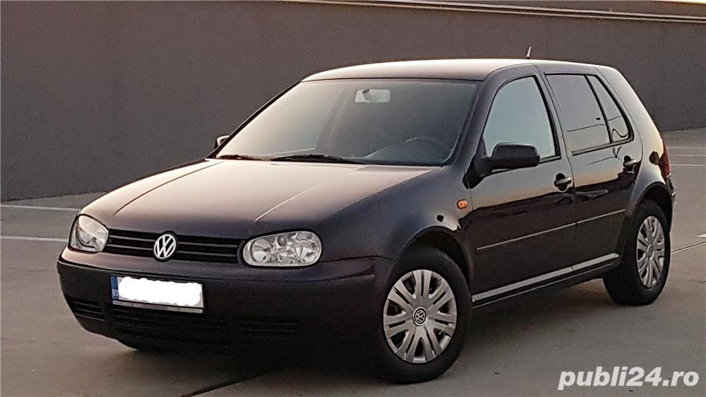 Volkswagen Golf 4 1,6 Benzina