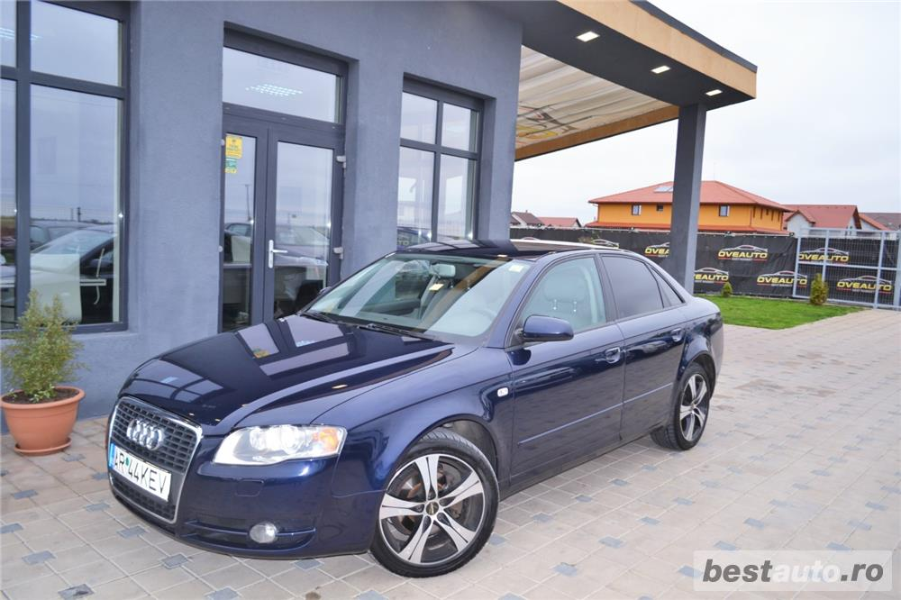 Audi A4 an:2006=avans 0 % rate fixe aprobarea creditului in 2 ore=autohaus vindem si in rate