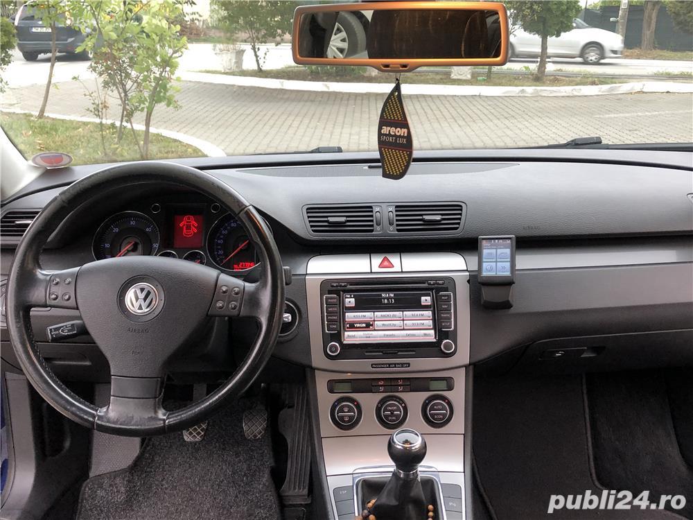 Vw Passat B6 2007 2.0 TDI 140 CP Highline- Motor BMP- Euro 4- Transmisie fata- 4799 EURO