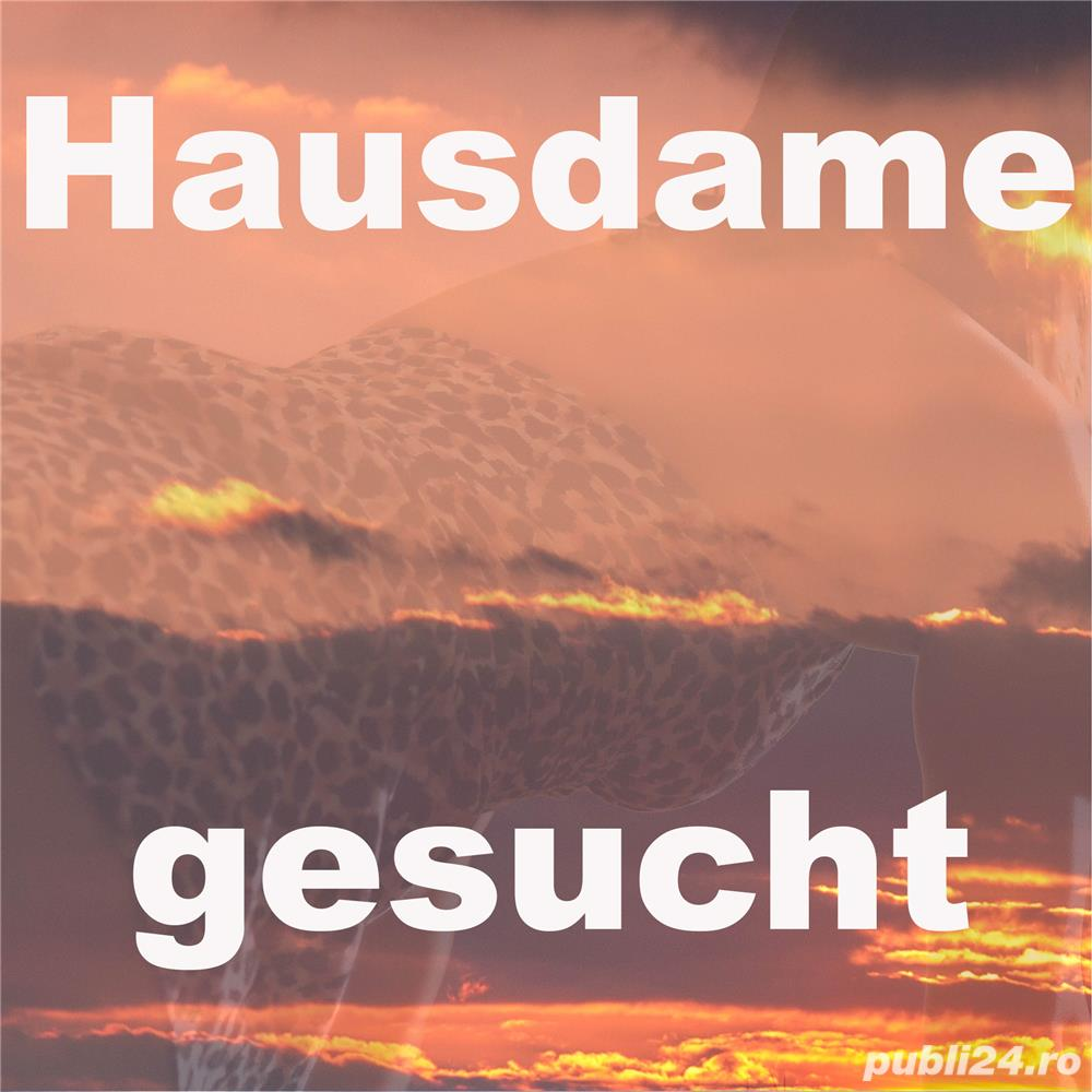 Empfangskraft, Hausdame (weibl./männl./div) gesucht
