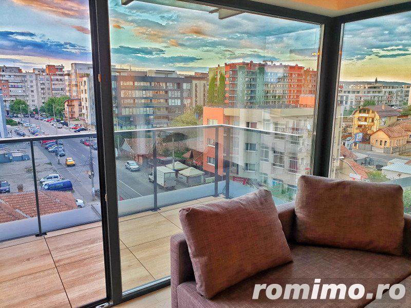 Ap. 3 camere 76 mp - Ultramodern - Panorama foarte frumoasa - Zona Iulius Mall