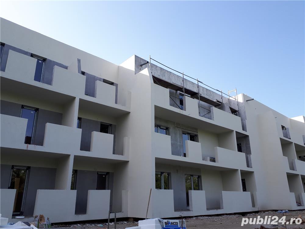 Dezvoltator penthouse 3 cam 2 bai conf lux 74mp terasa 50 mp la alb etaj 2