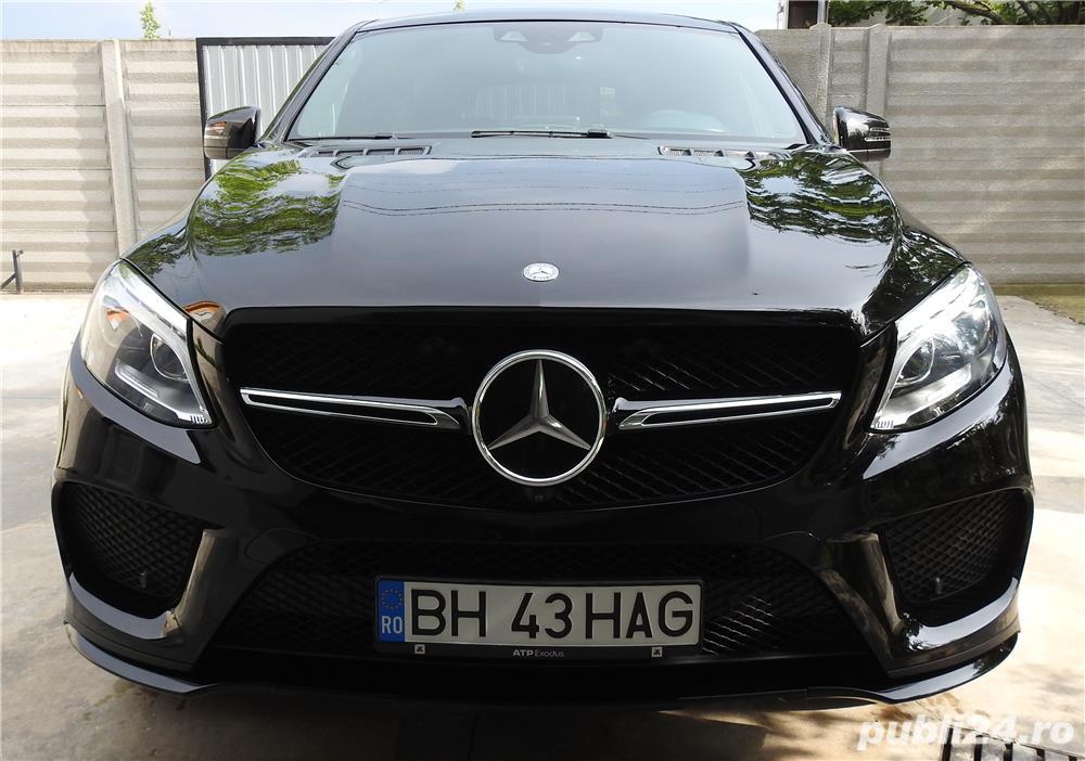Mercedes-benz Clasa GLE GLE 43 AMG