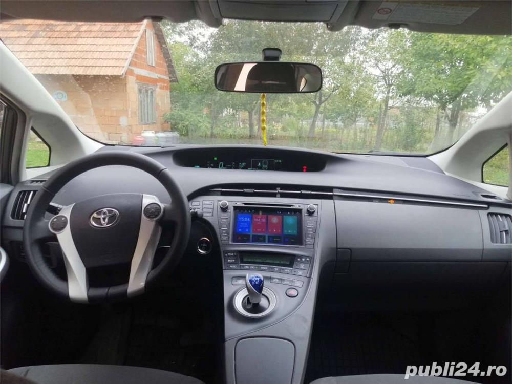 Toyota prius G3 2012