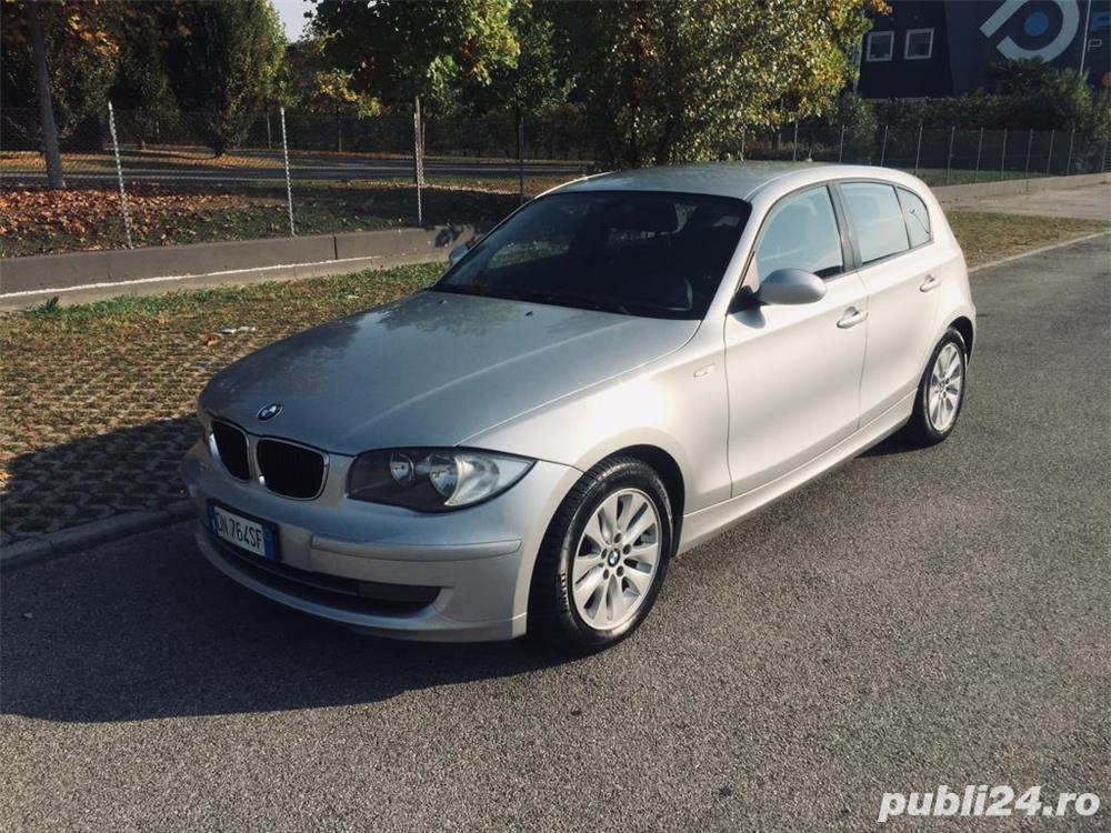 OFERTĂ SPECIALĂ BMW Seria 1 120 diesel