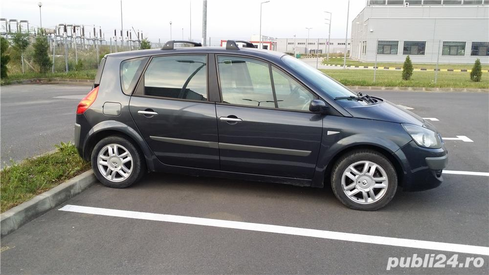 Schimb Renault Megane Scenic