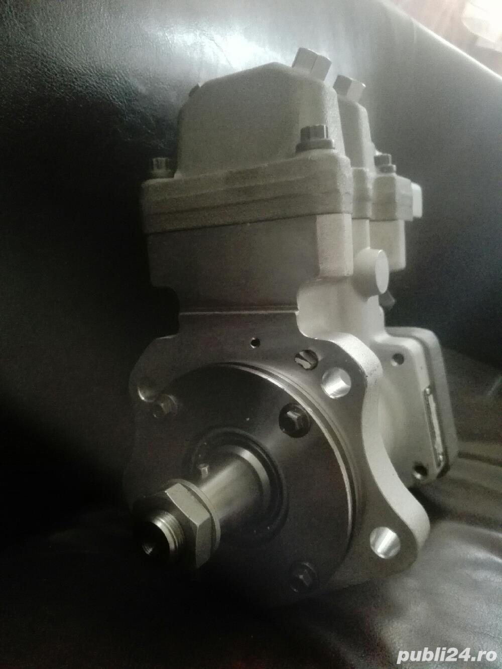 Buldozer pompa