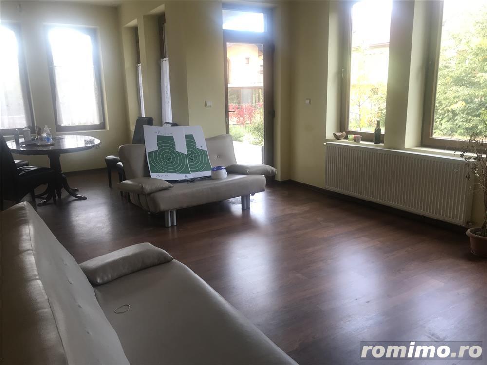 inchiriez vila cu 6 camere Aradului 1200 euro
