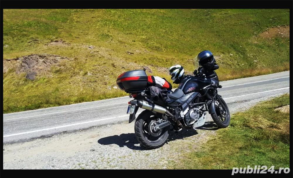 Suzuki V Strom (vstrom) DL650A 2012 ABS